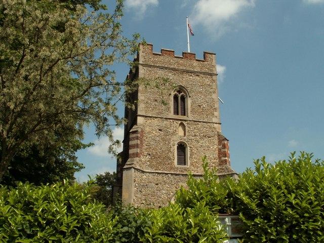 St. Augustine of Canterbury church, Ashen, Essex