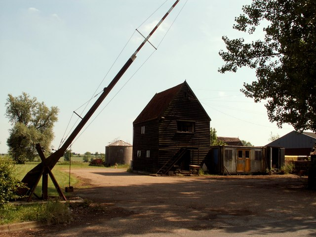 Upper Farm, Ovington, Essex