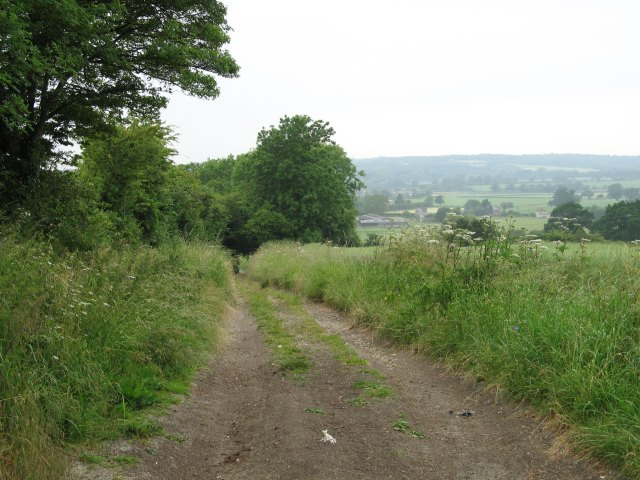 Bridleway east of Stockley