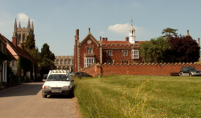 Hospital of the Holy and Blessed Trinity, Long Melford, Suffolk