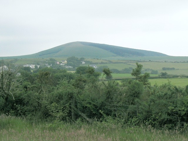 Frenni Fawr from the southeast