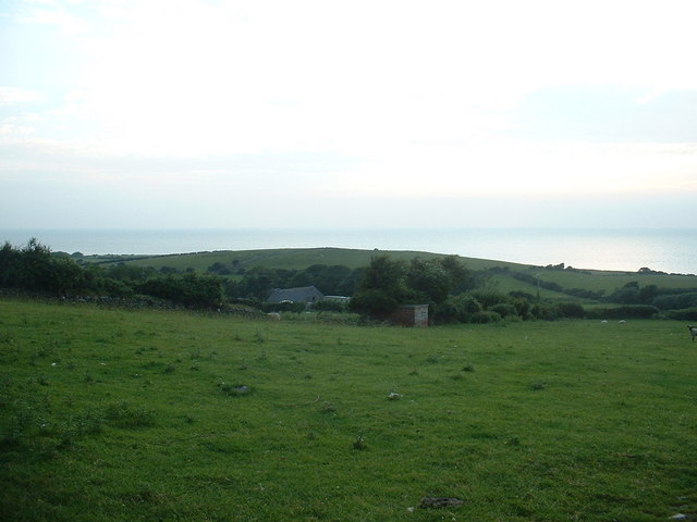 Cefngwreichion farm