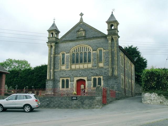 Chapel at Meidrim