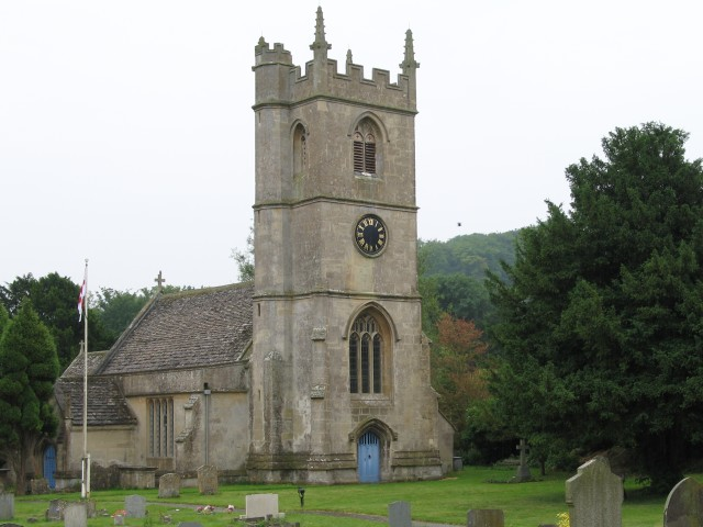 St Andrew's Church, Heddington