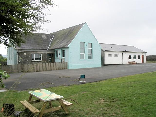 Tegryn School