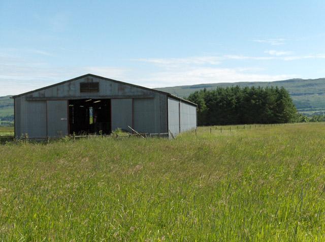 Barn, Coldoch