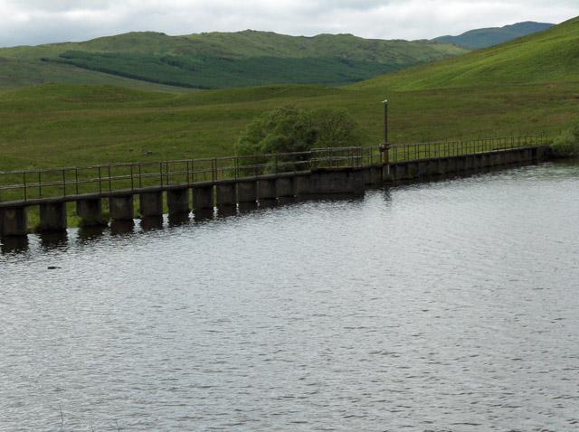 Reservoir, Gleann a' Chroin