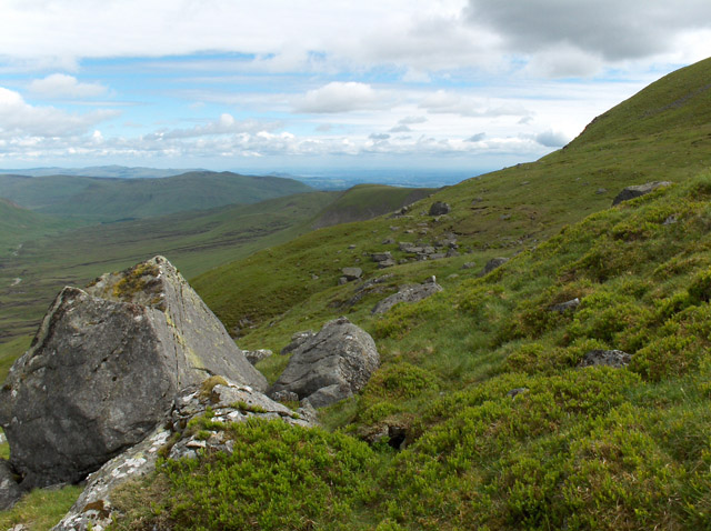 Slopes of Stuc a' Chroin