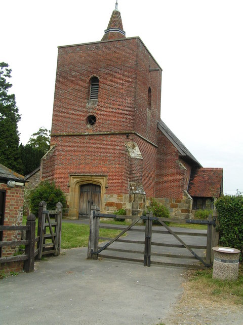 Tudeley Church