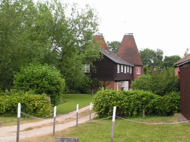 Converted Oast house, Tudeley