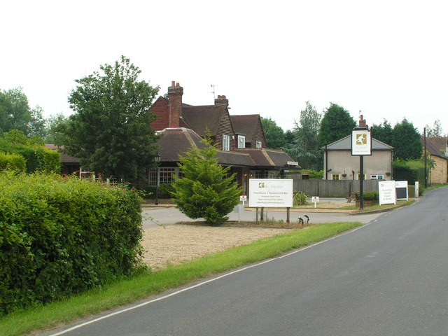 The Poacher, North of Tudeley.
