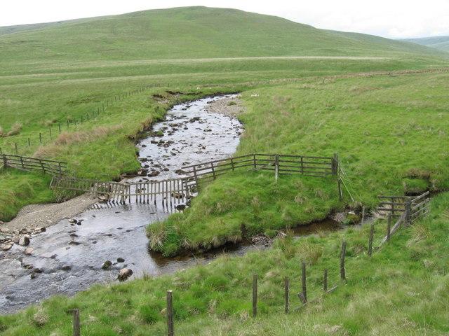 Spango Water and Gareland Burn