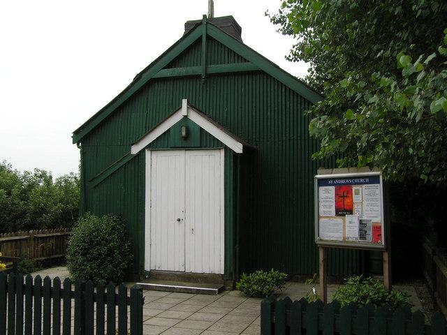 St Andrew's Church, North Tonbridge.