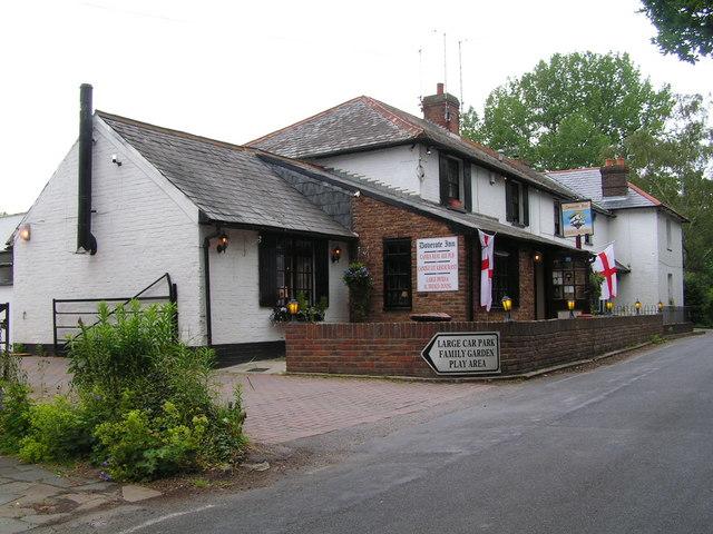 The Dovecote Inn, Capel.