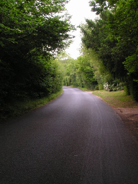 Kent byway near Crittenden