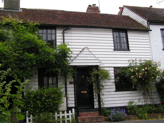 Weatherboarded Cottage, Petteridge.