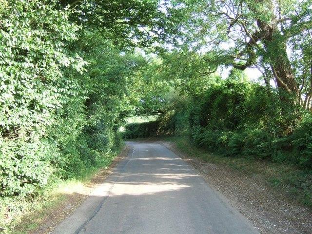 Pouchen End Lane