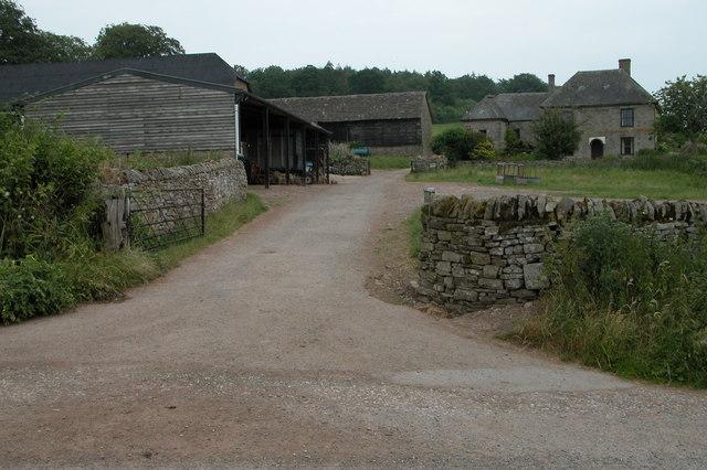 Priory Farm, Clifford