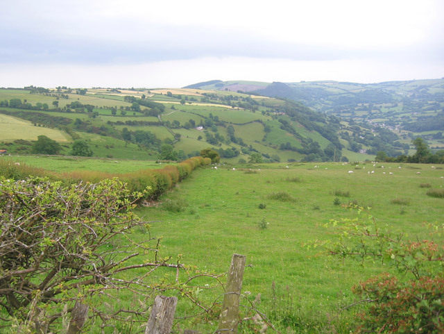 Glyn Ceiriog valley