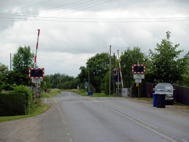 North Kelsey Level Crossing