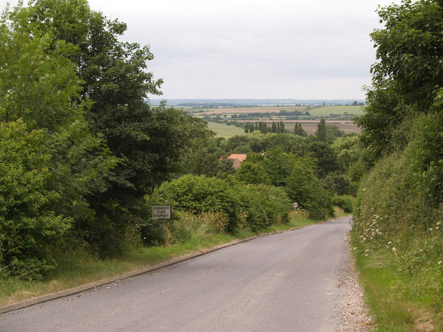 The Road down to Searby