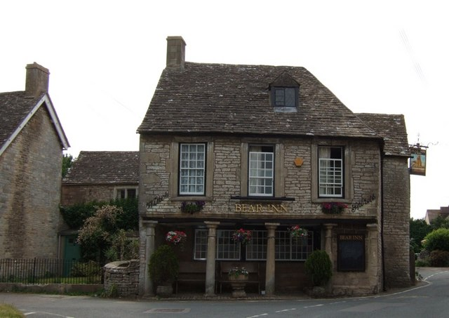 The Bear Inn, Bisley
