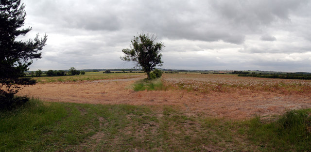 Near Bull House Farm