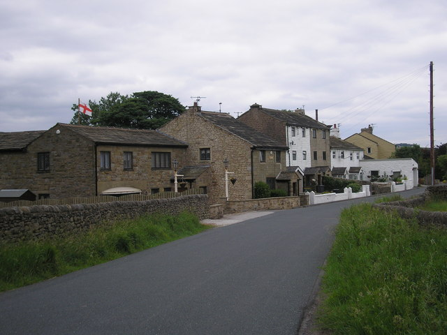 Castle-on-the-Nor, Castle Road, Colne, Lancashire