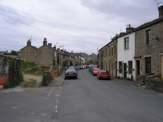 Main Street, Kelbrook, Yorkshire