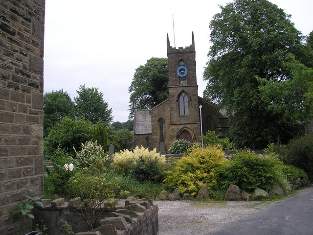 St. Mary's Church, Kelbrook, Yorkshire