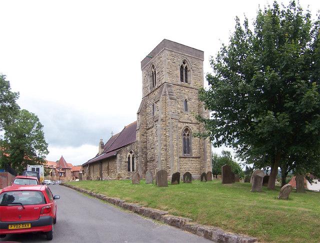 Grasby Church