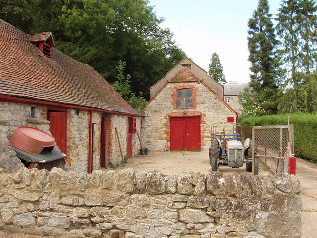 Outbuildings of Shotover House