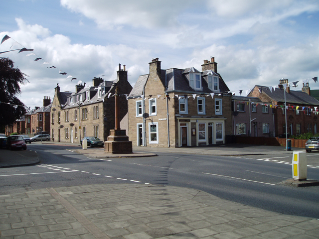 Galashiels Mercat Cross