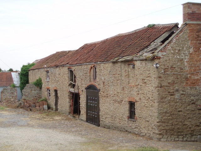 Severn Lodge farm outbuildings