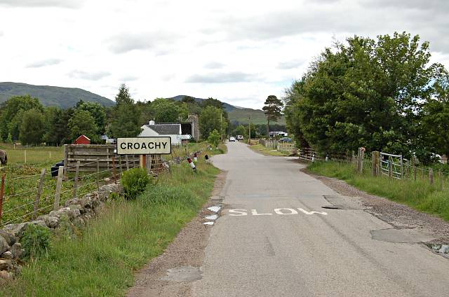Croachy
