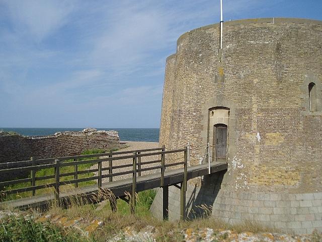 Martello Tower near Aldeburgh