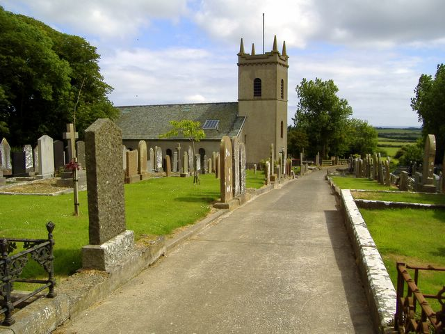 Arbory Parish Church, Ballabeg, Isle of Man