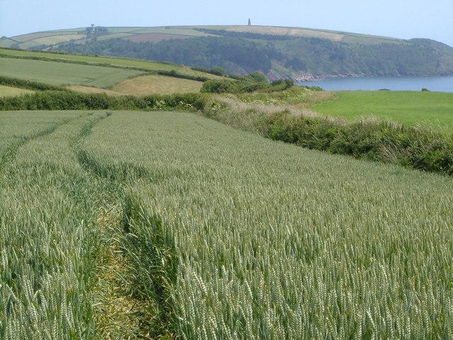 View near Little Dartmouth