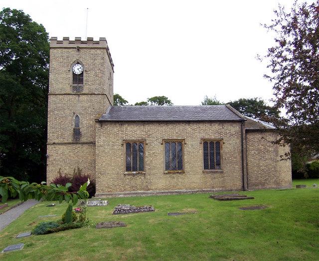 Searby Church