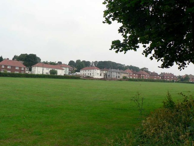 Recreation ground behind Stanhope Drive, Horsforth