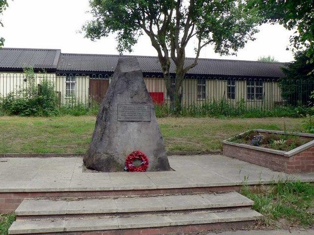 War Memorial, Stanhope Drive, Horsforth