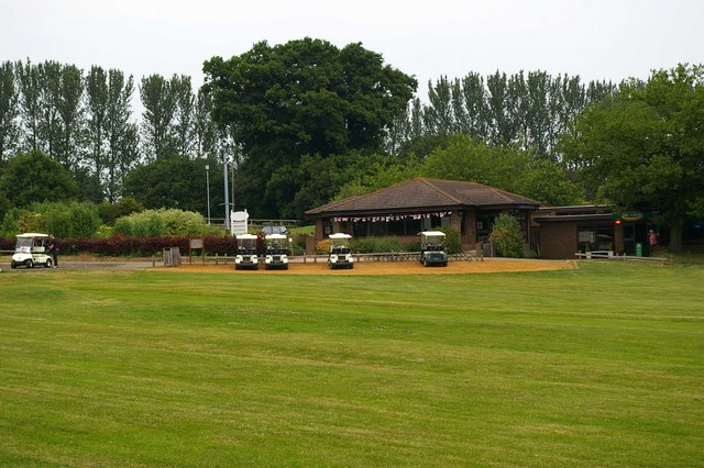 Lullingstone Park, Clubhouse