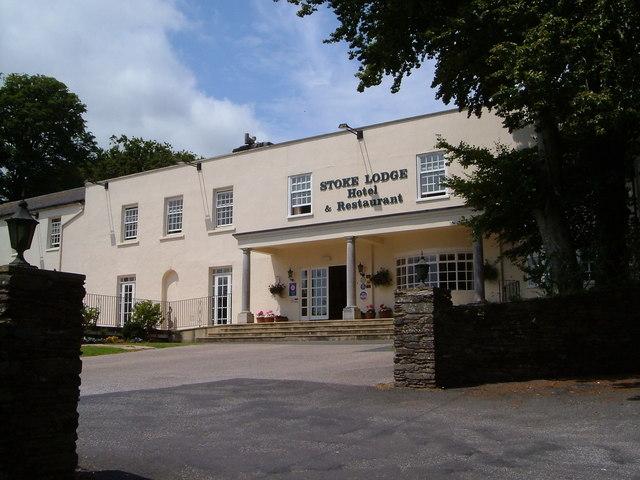 Stoke Lodge Hotel, Stoke Fleming