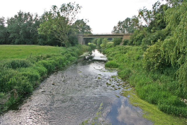 The River Welland at Duddington