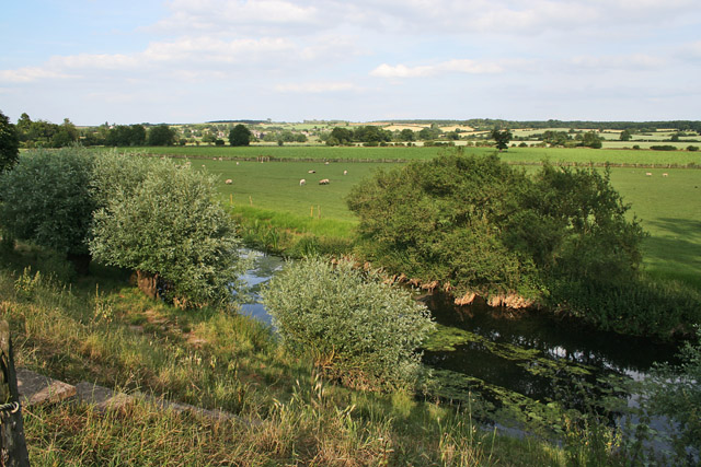 View of Northamptonshire from Rutland