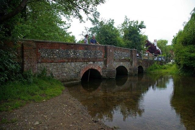 River Darenth Bridge