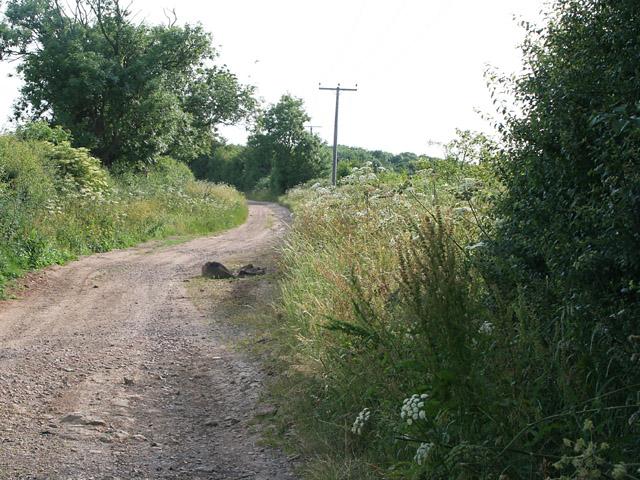 Barrowden Road near Ketton
