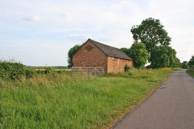 Barn near Ketton