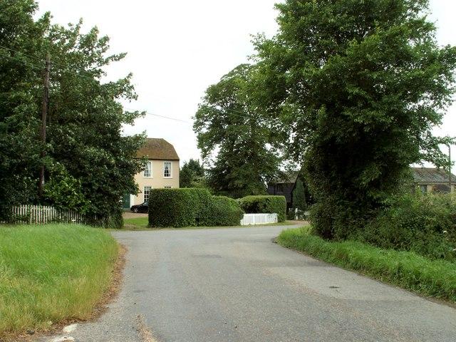 Parsonage Farm, near Messing, Essex