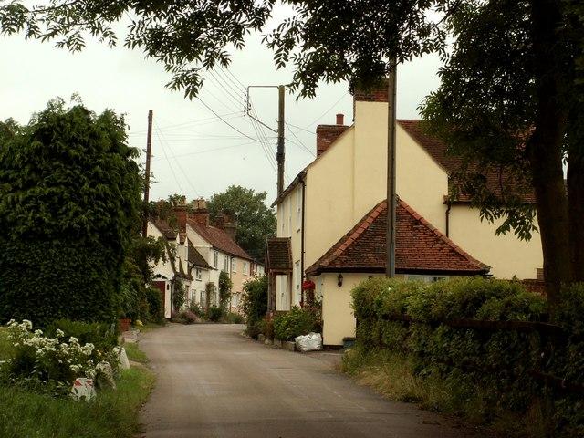 Lodge Road, Messing, Essex